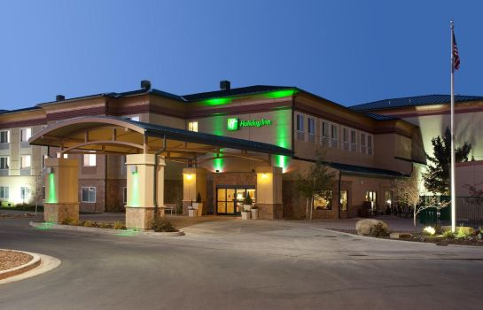 Vista esterna Holiday Inn ROCK SPRINGS
