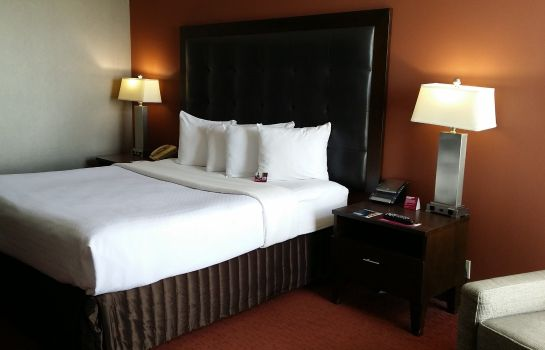 Kamers Crowne Plaza SACRAMENTO NORTHEAST