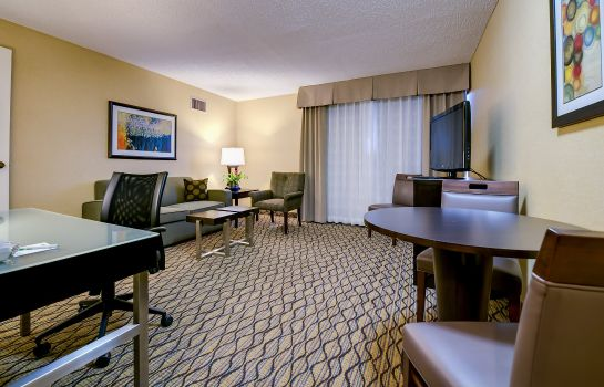Suite Holiday Inn SAN DIEGO MIRAMAR - MCAS AREA