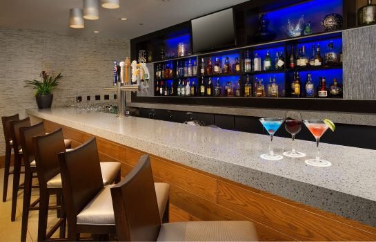 Hotel bar Crowne Plaza SEATTLE AIRPORT