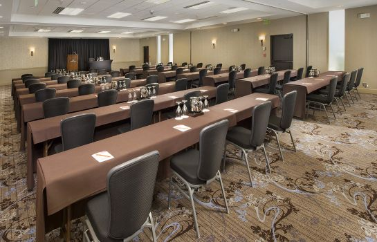 Conference room Crowne Plaza SEATTLE AIRPORT