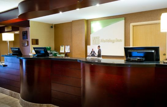 Vestíbulo del hotel Holiday Inn SAN FRANCISCO AIRPORT