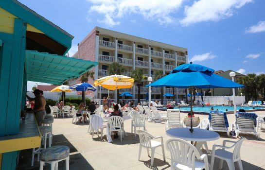 Hotel bar HOLIDAY ISLE OCEANFRONT RESORT
