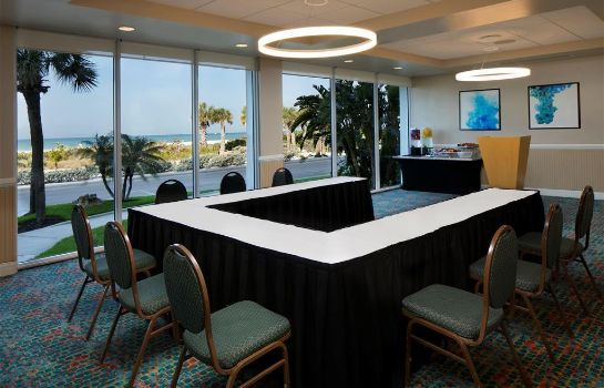 Salle de séminaires Holiday Inn SARASOTA-LIDO BEACH-@THE BEACH