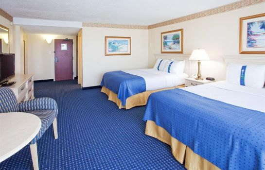 Chambre Holiday Inn SARASOTA-LIDO BEACH-@THE BEACH