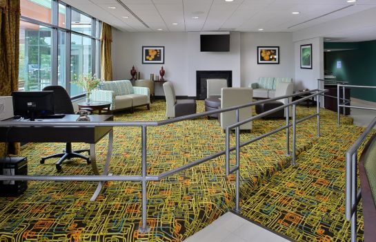 Widok zewnętrzny Holiday Inn Express ST. LOUIS AIRPORT- RIVERPORT