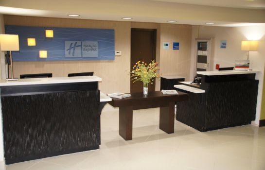 Hol hotelowy Holiday Inn Express ST. LOUIS AIRPORT- RIVERPORT