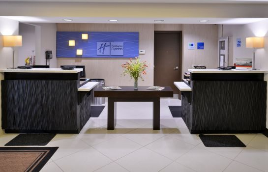Hotelhalle Holiday Inn Express ST. LOUIS AIRPORT- RIVERPORT