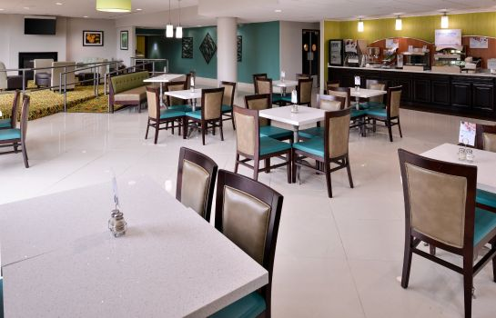Restaurant Holiday Inn Express ST. LOUIS AIRPORT- RIVERPORT