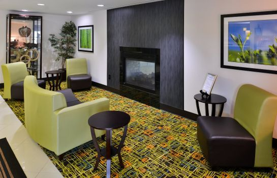 Kamers Holiday Inn Express ST. LOUIS AIRPORT- RIVERPORT