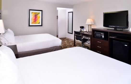 Pokój Holiday Inn Express ST. LOUIS AIRPORT- RIVERPORT