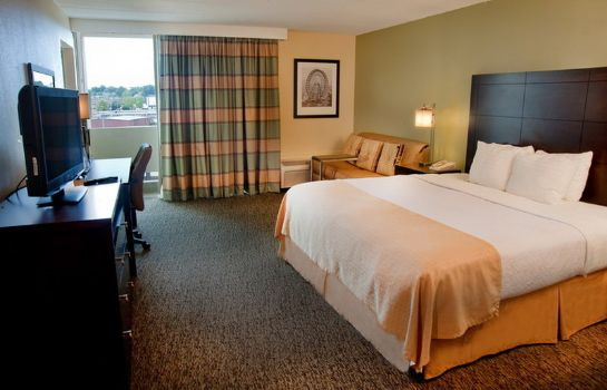 Zimmer Holiday Inn ST. LOUIS - FOREST PARK