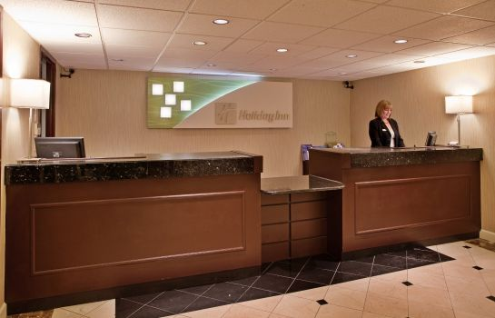 Hotelhalle Holiday Inn ST. LOUIS-AIRPORT