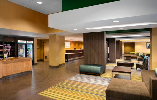 Hotelhalle Holiday Inn ST. LOUIS-SOUTH COUNTY CENTER