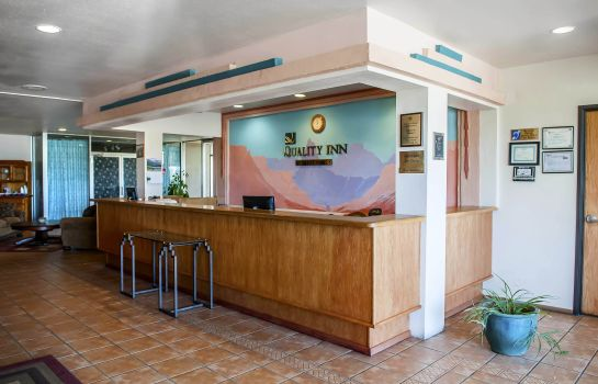 Hall Quality Inn Tucumcari