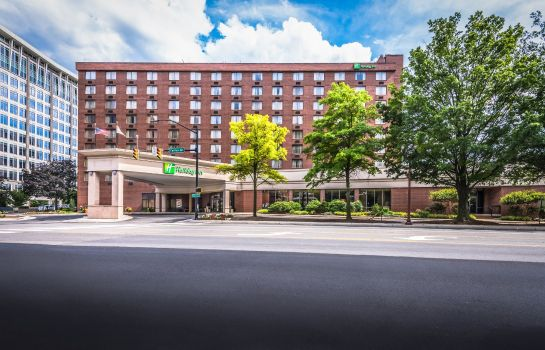 Exterior view Holiday Inn ARLINGTON AT BALLSTON