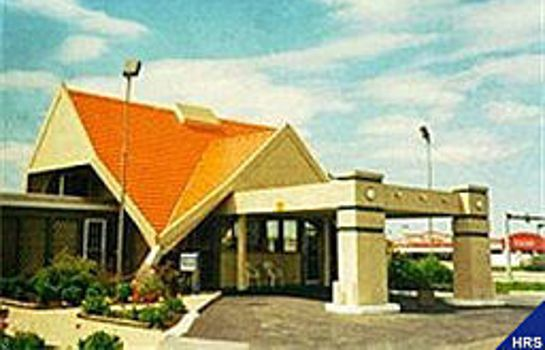 Buitenaanzicht Howard Johnson Inn Lancaster