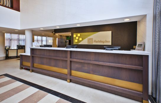 Vestíbulo del hotel Holiday Inn WASHINGTON-DULLES INTL AIRPORT