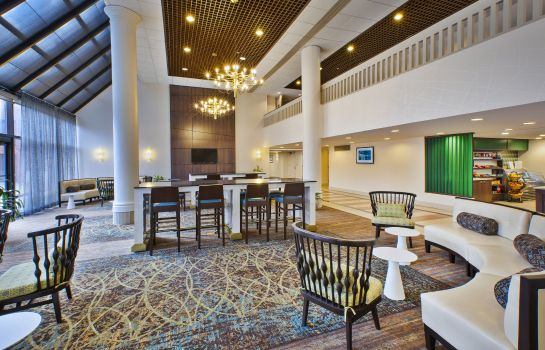 Hotelhal Holiday Inn WASHINGTON-DULLES INTL AIRPORT