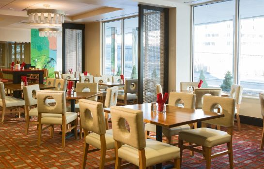 Restaurante Holiday Inn NATIONAL AIRPORT/CRYSTAL CITY