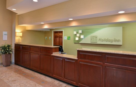Lobby Holiday Inn WASHINGTON D.C.-GREENBELT MD