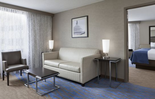 Suite Holiday Inn WASHINGTON-CAPITOL