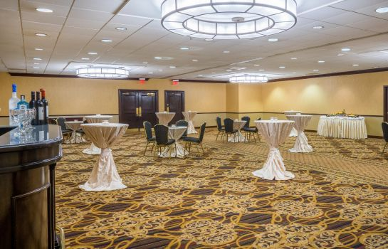 Conference room DoubleTree by Hilton McLean Tysons