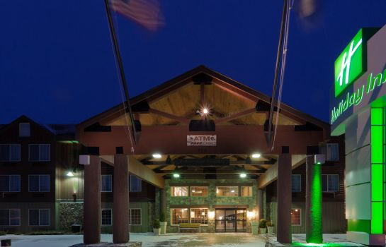 Vista exterior Holiday Inn WEST YELLOWSTONE