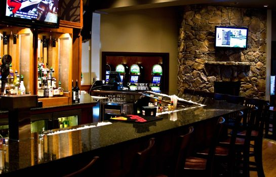 Bar del hotel Holiday Inn WEST YELLOWSTONE