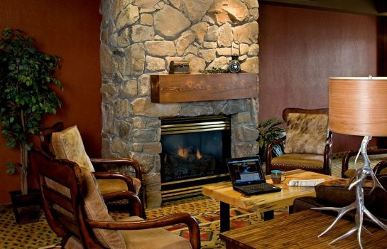 Hotelhalle Holiday Inn WEST YELLOWSTONE