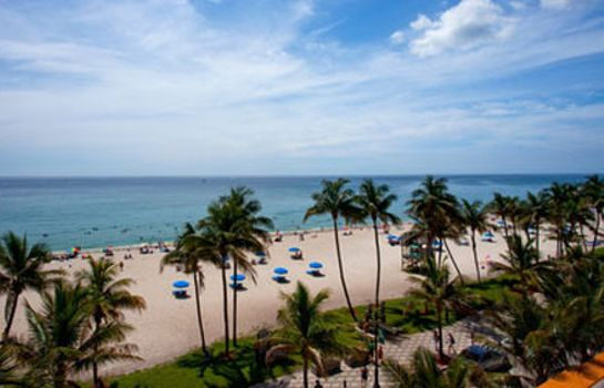 Außenansicht Wyndham Deerfield Beach Resort