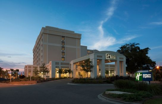 Außenansicht Holiday Inn Express CHARLESTON DWTN - MEDICAL AREA
