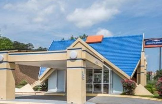 info Howard Johnson Inn - Macon