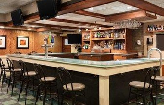 Hotel-Bar HOWARD JOHNSON PLAZA PORTLAND