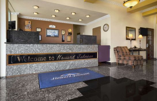 Hotelhalle HOWARD JOHNSON OKLAHOMA CITY
