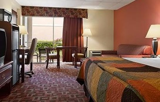 Suite HOWARD JOHNSON INN - OKLAHOMA