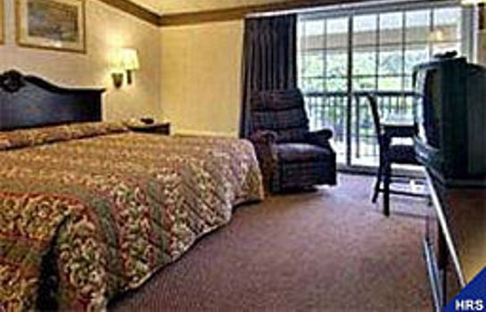 Zimmer Howard Johnson Inn - Durham
