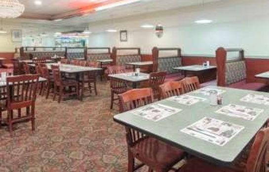 Restaurante HOWARD JOHNSON INN SAUGERTIES