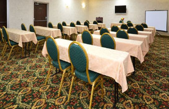 Sala de reuniones HOWARD JOHNSON INN SAUGERTIES