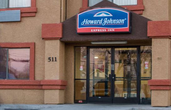 Außenansicht HOWARD JOHNSON WILLIAMS