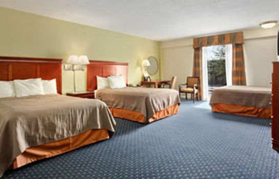Zimmer HOWARD JOHNSON INN WASHINGTON