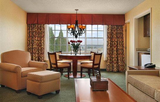 Suite RED LION PORTLAND AIRPORT