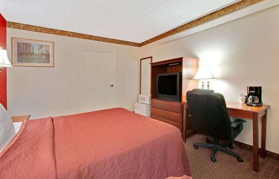 Kamers HOWARD JOHNSON PARSIPPANY