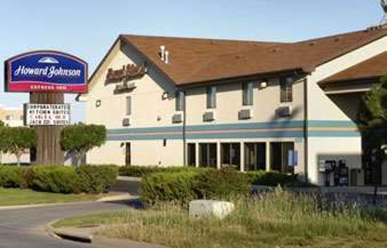 Außenansicht HOWARD JOHNSON INN WICHITA AIR