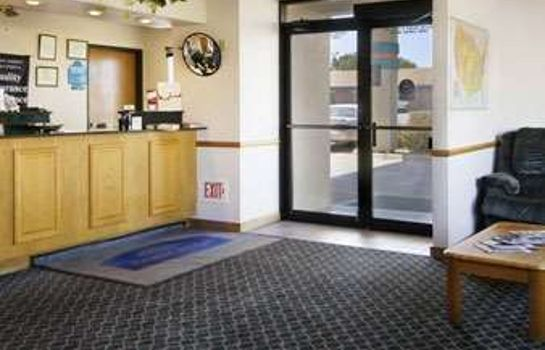 Hotelhalle HOWARD JOHNSON INN WICHITA AIR