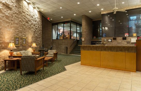 Hotelhalle HOWARD JOHNSON INN AND SUITES