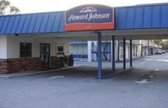 Buitenaanzicht Florida Howard Johnson Inn - Haines City
