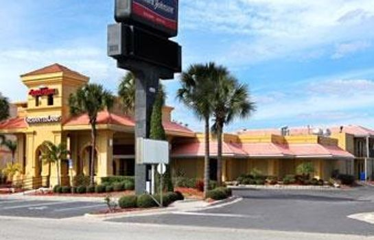 Exterior view Clarion Inn & Suites Kissimmee