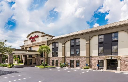 Außenansicht Hampton Inn Bonita Springs-Naples -North-