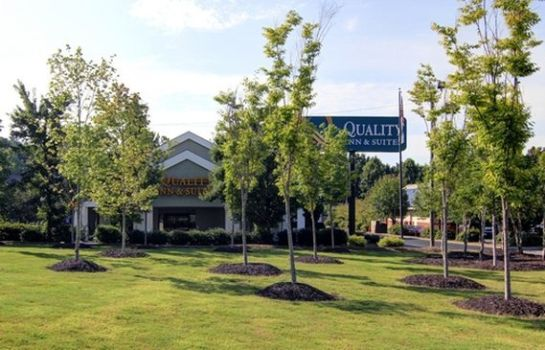 Vista esterna Quality Inn and Suites Austell